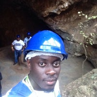 Photo taken at Sterkfontein Caves by Mulinde R. on 5/16/2015