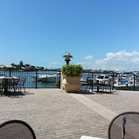 Photo taken at CJ's on the Bay by Brendan A. on 4/22/2013