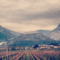 Photo taken at Castel Beseno by simple s. on 1/3/2014