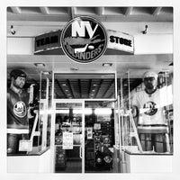 Photo taken at New York Islanders Team Store by David H. on 10/10/2012