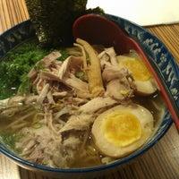 Photo taken at Tokyo Joe Ramen Okawari by Miz778 on 12/19/2012