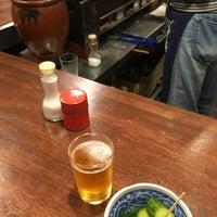 Photo taken at もつやき専門店カッパ 吉祥寺店 by Sakura y. on 8/4/2016