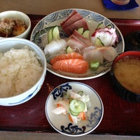 Photo taken at Tanabe Japanese Restaurant by Jhin R. on 5/3/2013