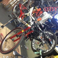 Photo taken at Echelon Cycles by Guy T. on 4/27/2013