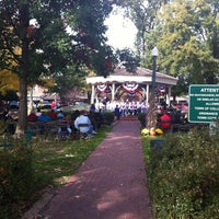 Photo taken at Collierville Town Square / Confederate Park by Gavin A. on 11/4/2012