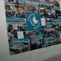 Photo taken at Ministerio Presencia De Dios Caballito by Álvaro M. on 1/25/2013