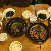 Photo taken at Eid (Korean Muslim Restaurant) by Ezzaty R. on 11/16/2016