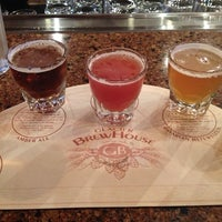 Photo taken at Glacier BrewHouse by Johnathan on 7/28/2013