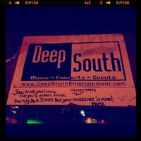Photo taken at Deep South Bar by Jake S. on 11/4/2012