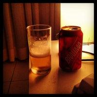 Photo taken at Hotel Tulip Inn Saint Louis by Breno O. on 8/1/2013