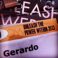 Photo taken at Anthony Robbins UPW by Gerry L. on 4/12/2013