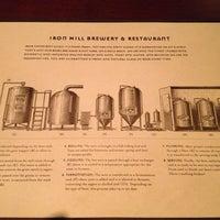 Photo taken at Iron Hill Brewery & Restaurant by Cricklizard B. on 6/15/2013