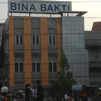 Photo taken at Bina Bakti School by Yohanna N. on 7/30/2013