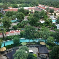 Photo taken at Holiday Inn Club Vacations Orlando - Orange Lake Resort by Wilfred F. on 7/5/2013