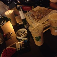 Photo taken at Serenitea by Nicolle D. on 3/18/2013