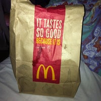 Photo taken at McDonald's by Aaron L. on 1/6/2014