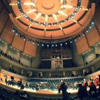 Photo taken at Roy Thomson Hall by Ken N. on 2/14/2013