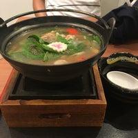 Photo taken at Oishi Ramen by Tangmo K. on 6/7/2016