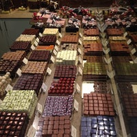 Photo taken at J'Yvara Chocolates by Ingelbrechts by Christophe I. on 12/20/2014