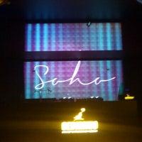 Photo taken at SOHO CLUB by Jara Sonare dj on 3/29/2013