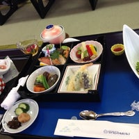 Photo taken at 紀州南部ロイヤルホテル by Yoshio M. on 6/18/2014