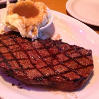 Photo taken at Texas Roadhouse by Jay G. on 3/4/2013