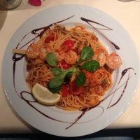 Photo taken at Restaurant Pizzeria Freidorf by Sunnechind on 1/3/2014