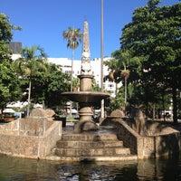 Foto tirada no(a) Praça General Osório por Helio d. em 12/18/2012