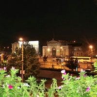 Photo taken at Belgrade City Hotel by Melih Orçun A. on 9/15/2015