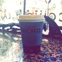 Photo taken at Caffè Nero by AG on 9/24/2016