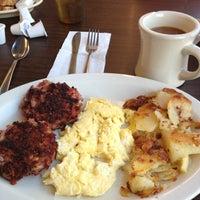 Photo taken at Hermitage Cafe by Kim B. on 11/17/2012