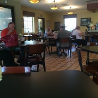 Photo taken at Side Oats Cafe by Clare W. on 9/21/2014