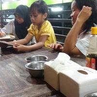 Photo taken at Ayam Bakar Wong Solo by Evertin S. on 9/8/2014