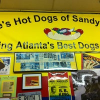 Photo taken at Mike's Chicago Hot Dogs by DJ G. on 1/1/2013