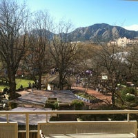 Photo taken at Millennium Harvest House Boulder by Matt W. on 11/17/2012