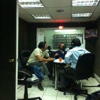 Photo taken at FM Tiempo by Pamela B. on 5/23/2013