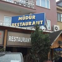 Photo taken at Müdür Restaurant by Olcay O. on 11/13/2014
