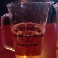 Photo taken at Coach's Corner by Kim E. on 4/19/2014