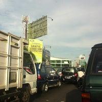 Photo taken at Perempatan Ring Road Gejayan by Iwa I. on 7/16/2013