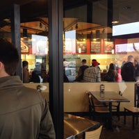 Photo taken at Qdoba Mexican Grill by Steve C. on 4/8/2015
