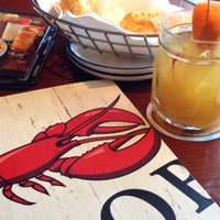 Photo taken at Red Lobster by Steve C. on 2/15/2015