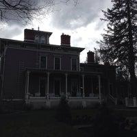 Photo taken at Mansion Inn by John M. on 5/2/2014