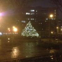 Photo taken at Jackson Square by John M. on 12/3/2012
