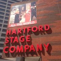 Photo taken at Hartford Stage by John M. on 4/26/2013
