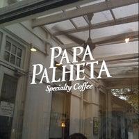 Photo taken at Papa Palheta by Calvin Z. on 10/3/2012