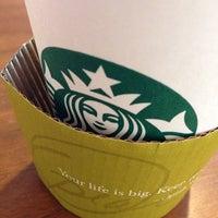 Photo taken at Starbucks by Junko S. on 5/23/2014