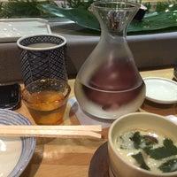 Photo taken at Sushi Shin 鮨辰日本料理 by derrick f. on 7/4/2015