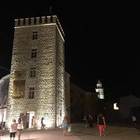 Photo taken at Novi Vinodolski by Jakub F. on 7/24/2016