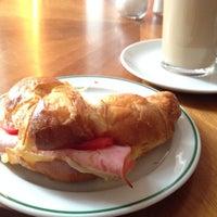 Photo taken at St. Gaudy Café by Nari K. on 10/19/2013