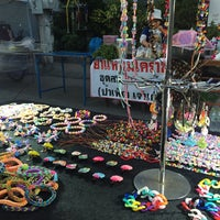 Photo taken at Chiang Rai Walking Street by Apichiee B. on 12/27/2014